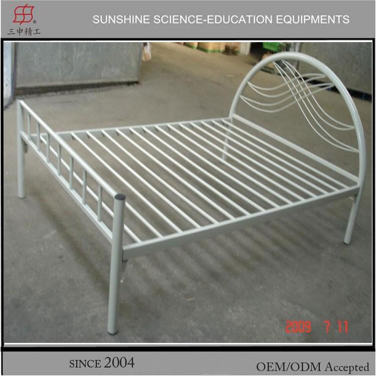 Fábrica De China Muebles De Dormitorio Última Super Metal Marco De ...