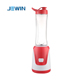 Portable mini blender with smart shaking blender bottle