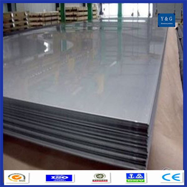 Ribbed aluminum sheet buy directly from China