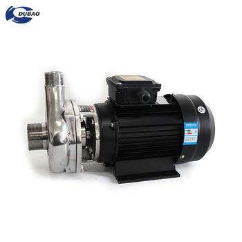 Electric horizontal mini stainless steel centrifugal drive pump for industrial liquid in cheap price