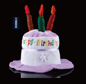 Happy Birthday Hat With Candles Suppliers And Manufacturers At Alibaba