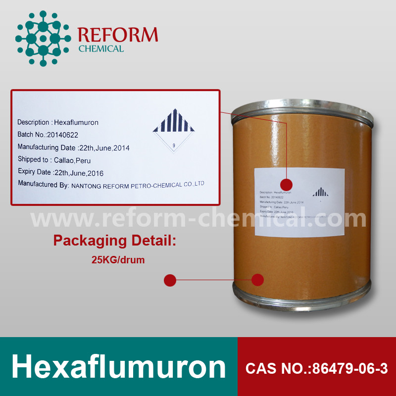 Hexaflumuron 95%TC CAS NO.86479-06-3 Pesticides Hexaflumuron
