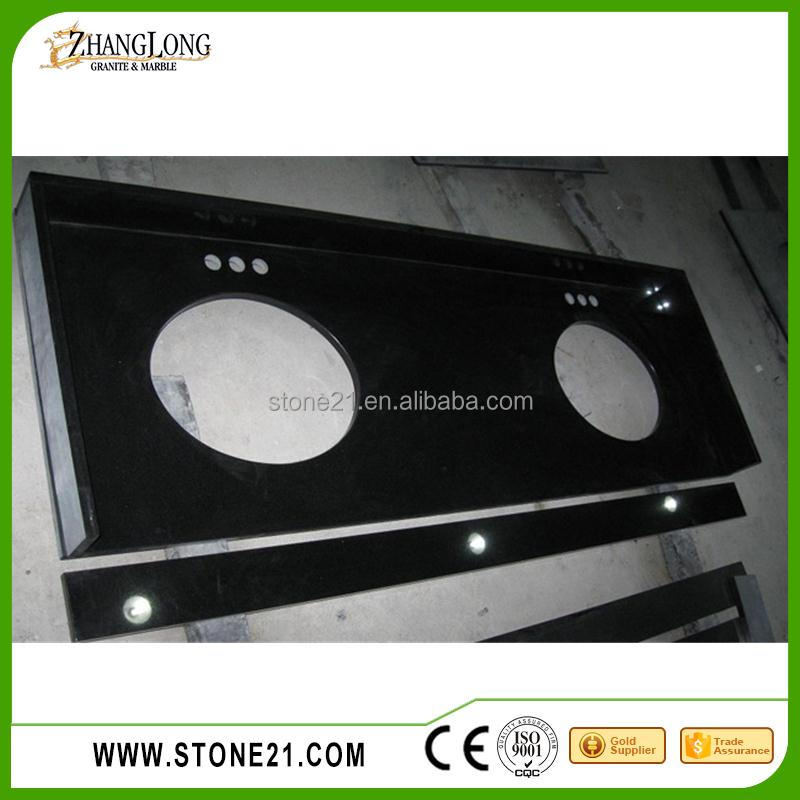M s bajo precio de granito negro v a lactea granito for Precio granito negro