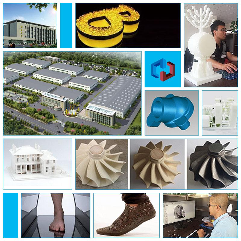 Easy use USB input educational design 3D printing machine