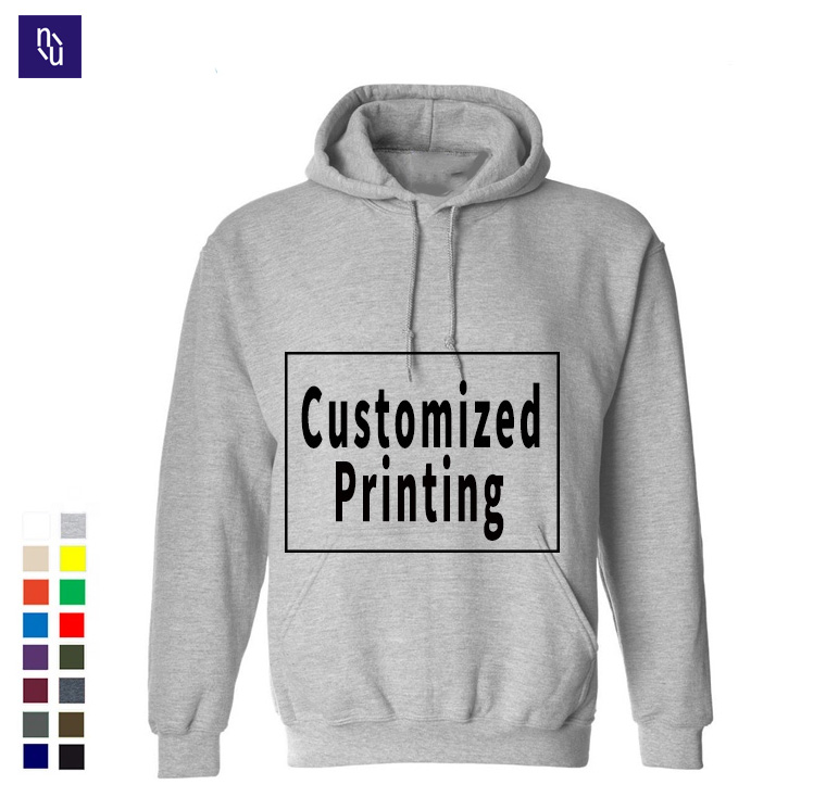 OEM/ODM High Quality Custom Printing Your logo oversized sweatshirts <strong>Hoodie</strong>