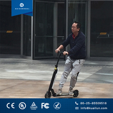 2 wheel balance scooter with one seat and 250w rated power