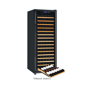 OEM Direct Cooling System Wine Cabinet 168 Bottle USZ-168 Class B Wine Cooler