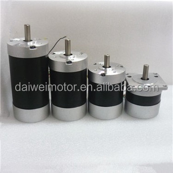 57mm 12V/24V 2000-12000RPM 57BL Series Brushless DC Motor (Different types have different prices)