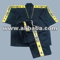 Kickboxing uniforme 9 oz