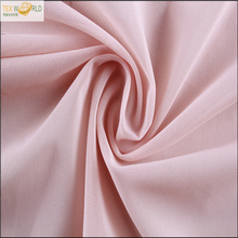 heavy weight micro spandex polyester mesh fabric for clothing