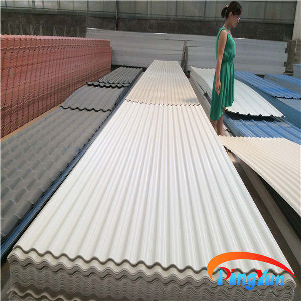 Pvc Roofing Sheet Production Line Hard Plastic Roofing