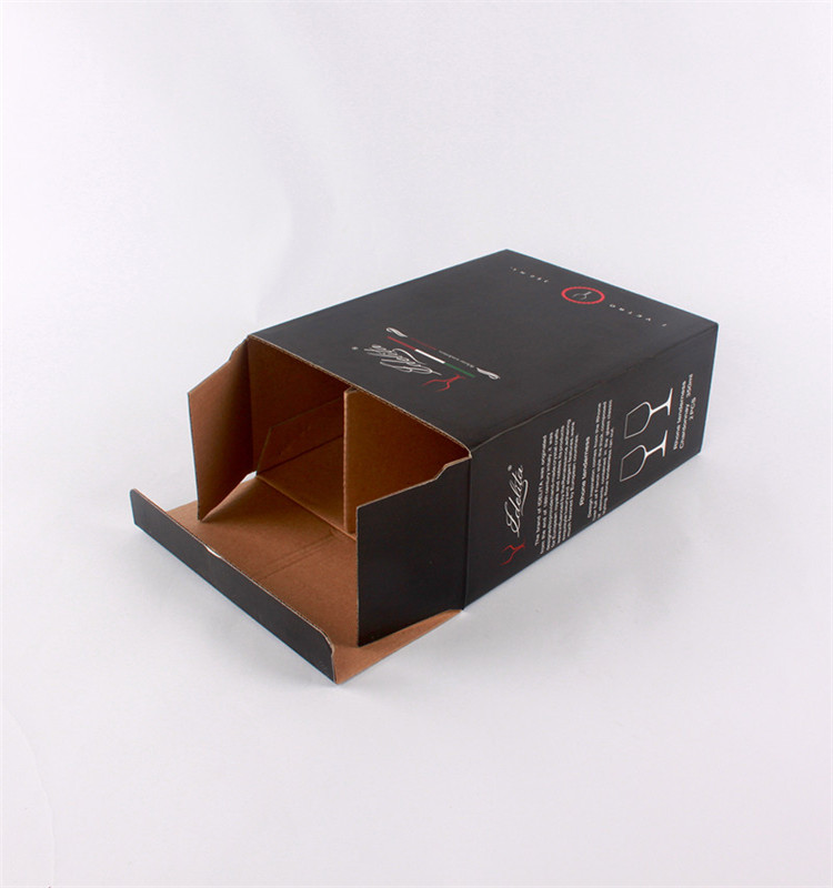 Manufacture Best Quality Cheap Custom Corrugated Paper Carton Industrial Used Box