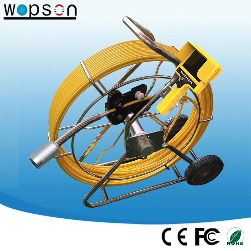 Wopson drain pipe sewer pipeline inspection camera