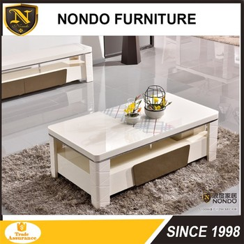 Home Goods Modern Marble Top Coffee Table With Drawers S1009a Buy