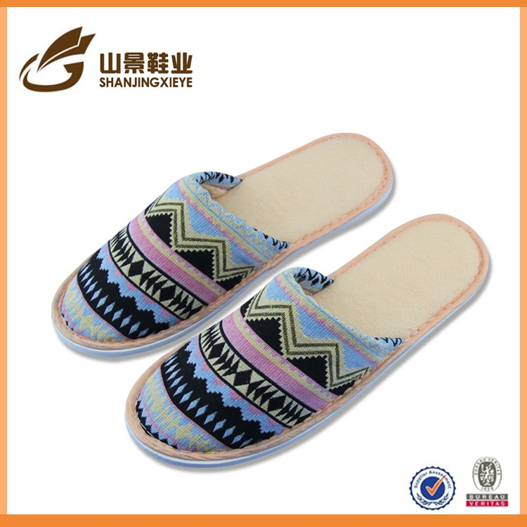 sponge footwear eva chappal new design tpr soles slipper