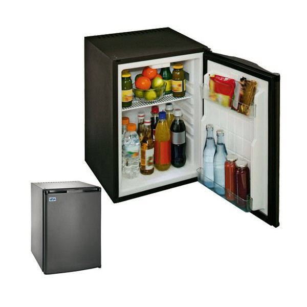 auto defrost noiseless absorption refrigerator