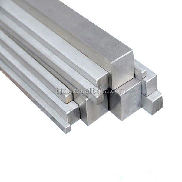 20*20mm titanio piazza/flat bar for sale (Baoji produttore)