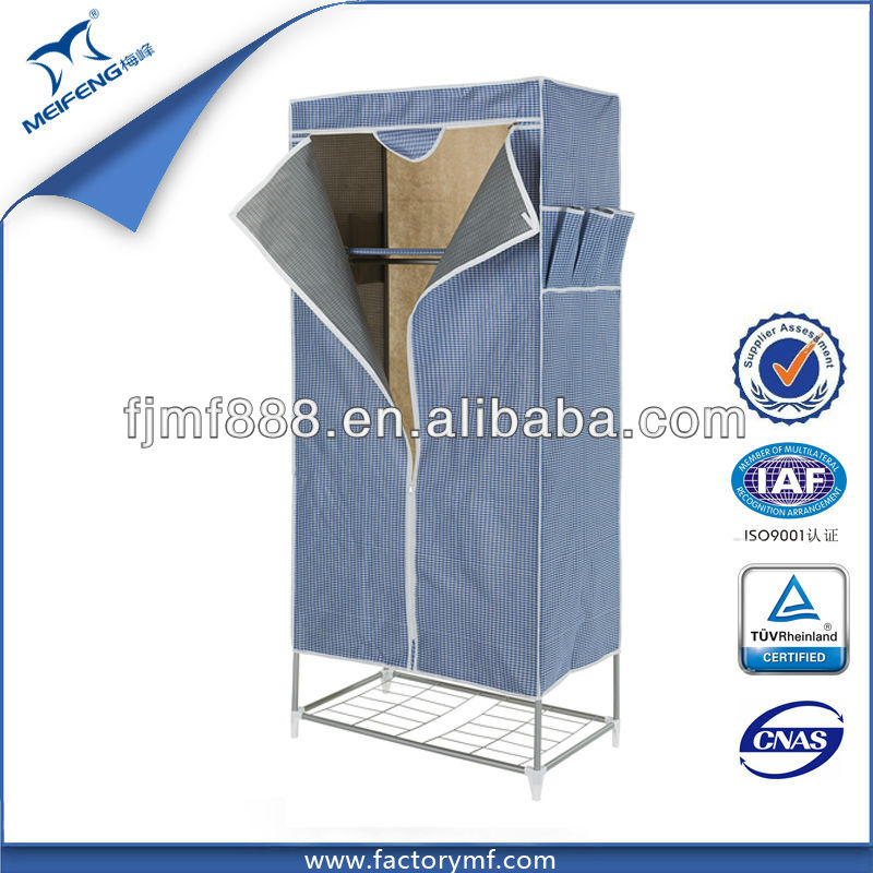 China Supplier Assembly Clothes Storage Ready Made Wardrobes