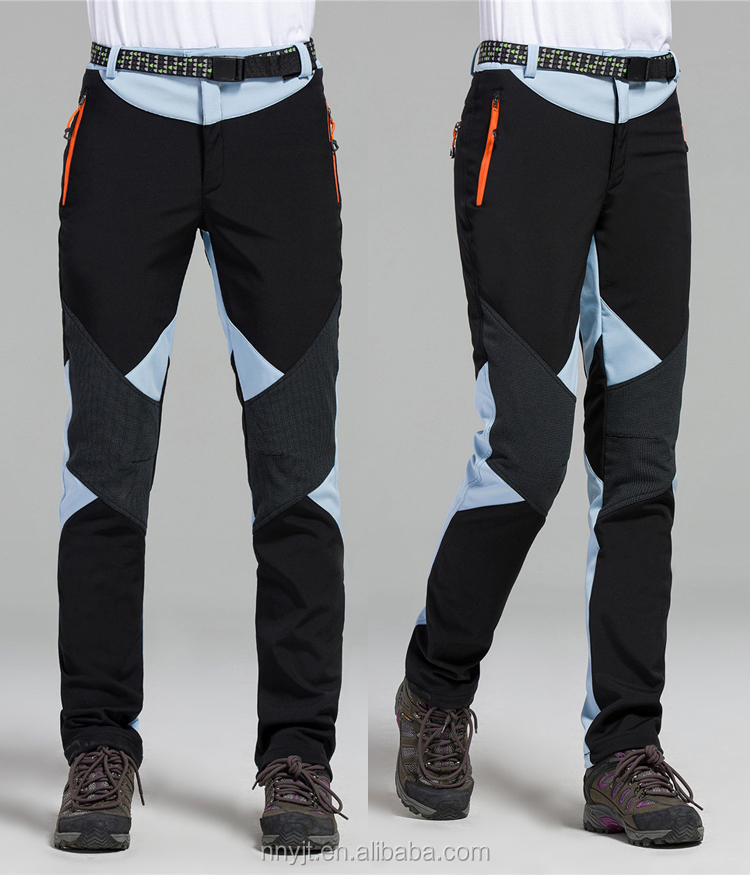 unisex hiking waterproof windproof pant