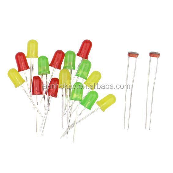 Raspberry Pi 3 Portable Kit Resistor Jumper Wires Breadboard Handy