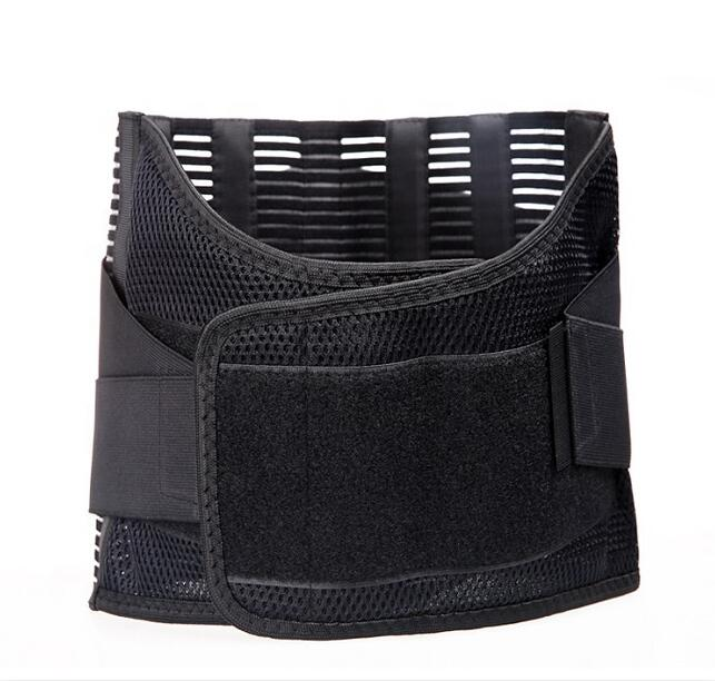 Metal Stays Lumbar Support Back Brace AFT-Y015 Back Support Brace With Steel