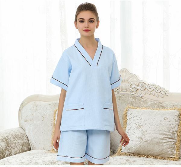 Mens spa uniforms promotion shop for promotional mens spa for Spa uniform china