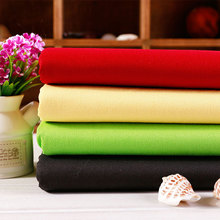 Customer design twill textile plain dyed 97 cotton 3 spandex fabric for jacket