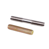 Thread rods studs Stainless steel A2 A4 SUS304 SUS316 Carbon steel Zinc plated black oxidation fasteners