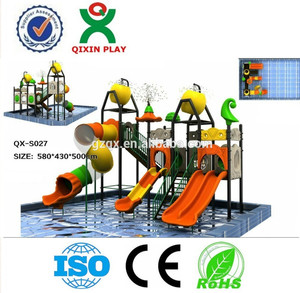 Guangzhou manufacture aqua park water sports equipment/water park equipment/water slide