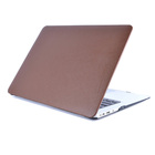 For MacBook Pro 13 15 touch bar case, for Apple MacBook Case PU Leather Laptop Cover