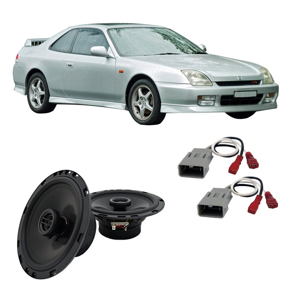 Get Quotations · Fits Honda Prelude 1997-2001 Front Door Factory  Replacement Harmony HA-R65 Speakers New
