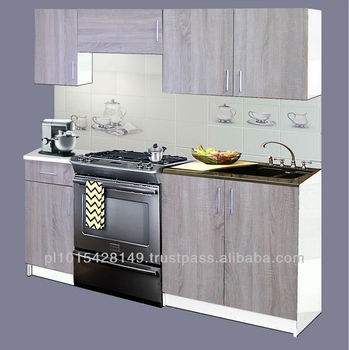 1 80m Kitchen Cabinets Set Made In Poland Lots Of Models Buy Cheap