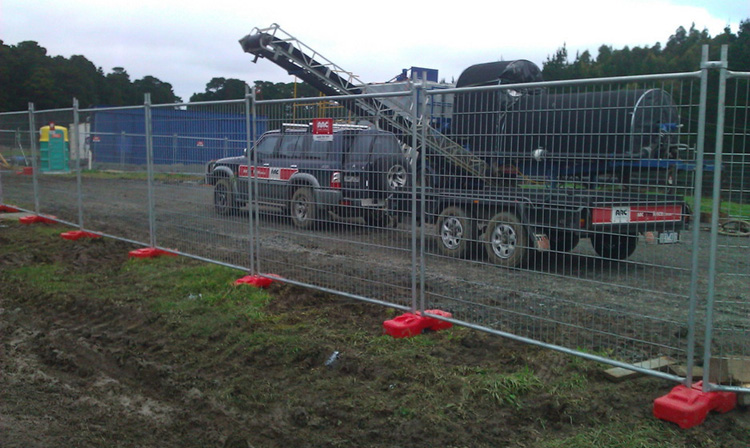 Australia construction temporary fence mesh hot sale