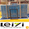 Natural Stone Sky Blue Onyx Marble Flooring Design