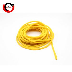 High Elasticity latex rubber stretch tube with different color