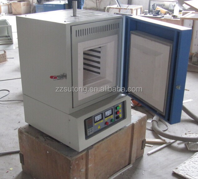 1200.C Lab High Temperature Box Muffle Furnace with top quality grade