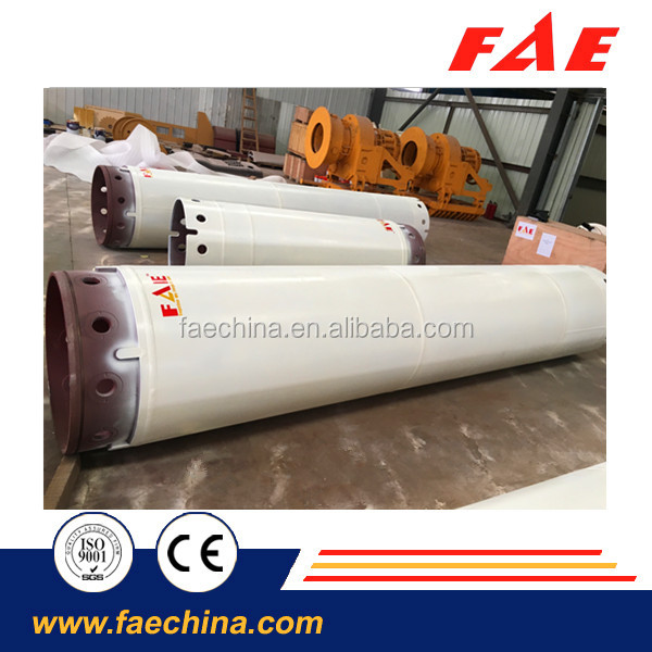 Professional high quality diameter 620 rotary casing tube for factory use