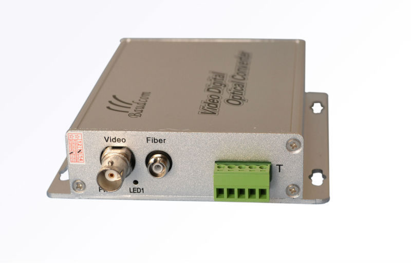 Wholesale Analog Audio To Fiber Converter One Channel Support ...