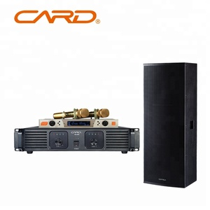 Best Concert 3-Way Speaker Box Dal 15 Inch Stage Speaker For Outdoor Show