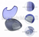 Portable High Quality Large Volume Denture Storage Bath Box Dental False Teeth Retainer Storage Box