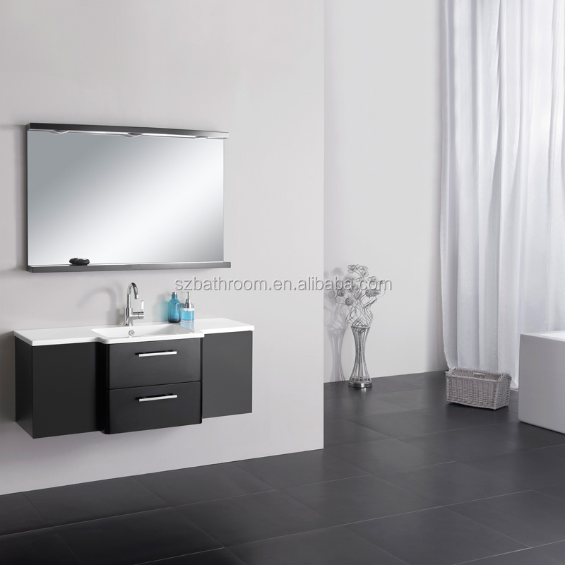 Modern Waterproof Mdf Bathroom Vanity Philippines For