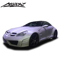 Madly Body kit SLK R171 body kit wide version