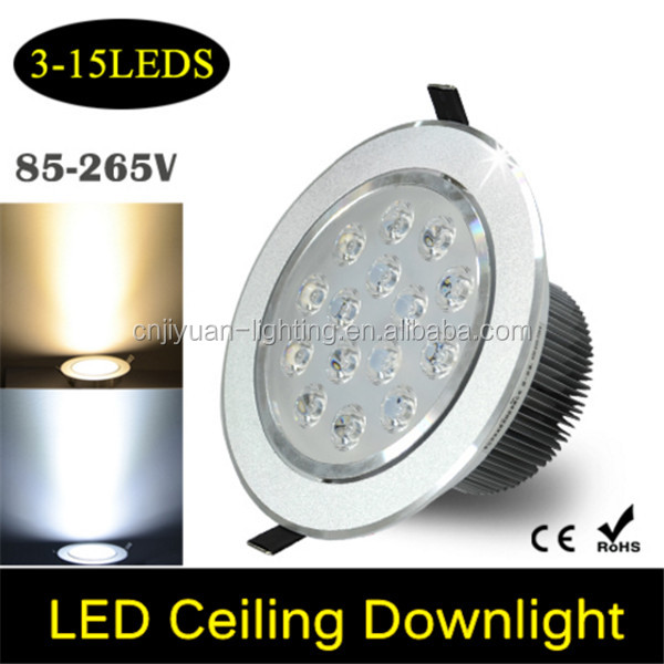 ODM/OEM Dimmable IP44 Led COB Downlight