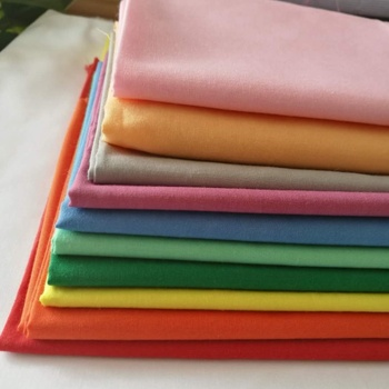 TC 65 35 shirting fabric composition for school uniform pocketing fabric