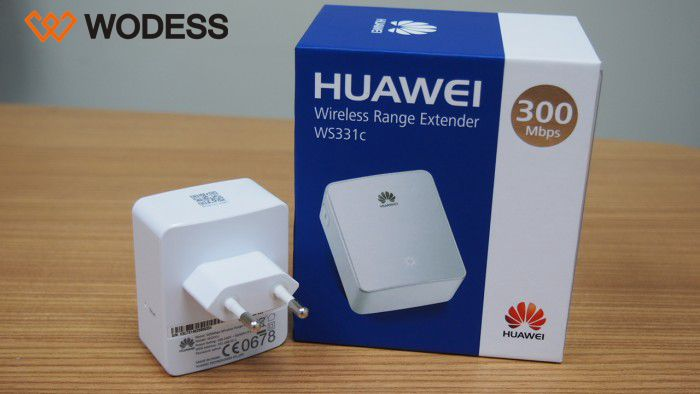 Original Huawei WS331c 300Mbps WiFi Range Extender WiFi Repeater