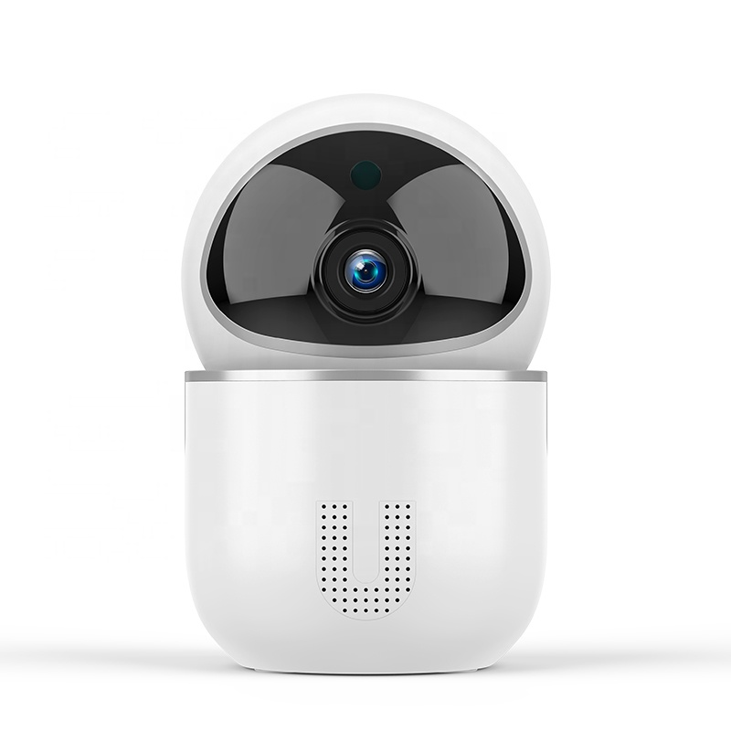 Mini smart 1080p CCTV security camera YI IOT app view home indoor PTZ wifi ip camera with lan