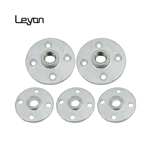 High quality low price handrail floor flange galvanized pipe fitting weld cast iron flanges cast iron pipe flange for steam pipe