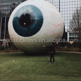 2017 Giant Event Decoration Inflatable Eyes Ball,Giant Inflatable Eyeball