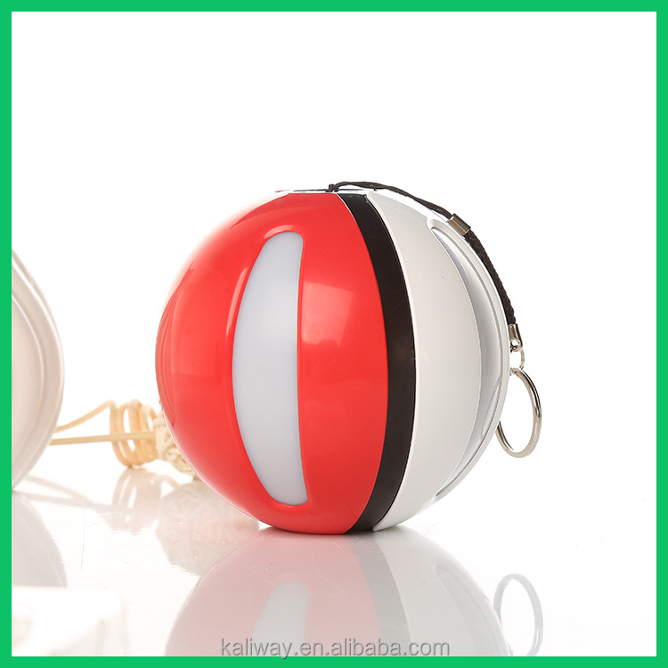 10400mah Newest Design Pocket Ball Power Bank for Pokeman Go Game