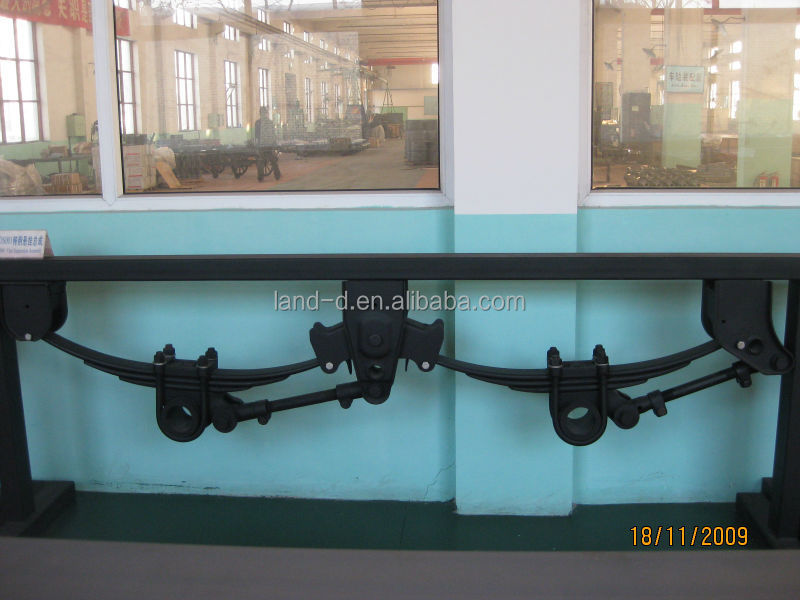 * Overslung tri axles welded reyco trailer suspension supplier, View  suspension supplier, Land D Product Details from Land Transport Equipment  Co ,